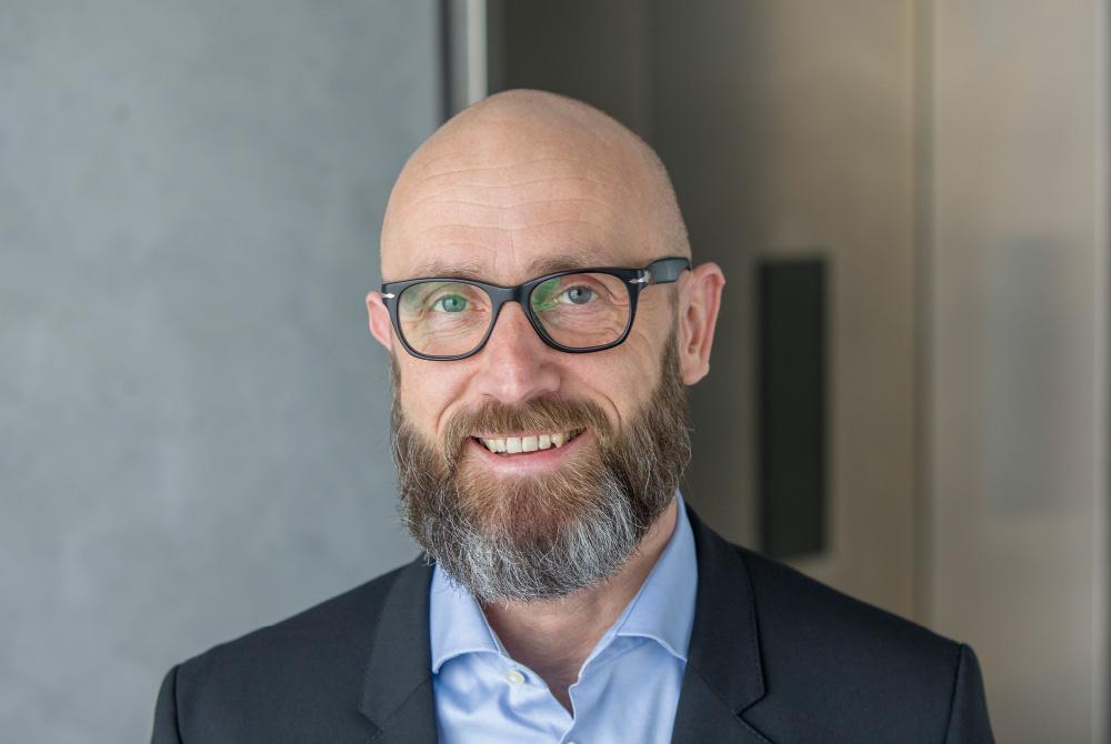 Marc Friedrich, Geschäftsführer von Reck & Co und Leiter Recht & Regress