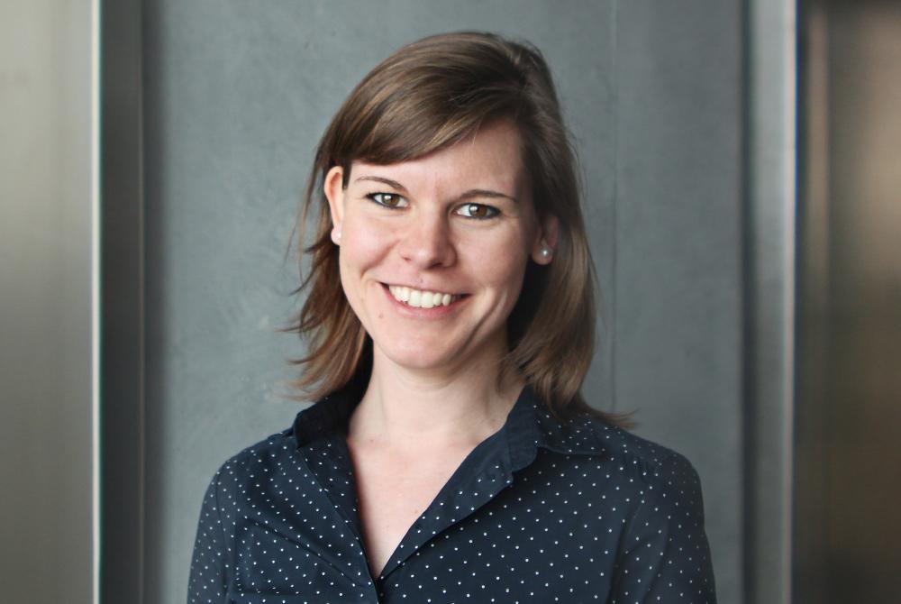 Elisabeth Fentsahm, Leiterin der Abteilung Automotive bei Reck & Co.